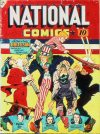Cover For National Comics 2 (fiche)