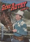 Cover For Gene Autry Comics 10