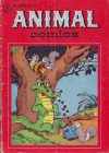 Cover For Animal Comics 19