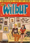 Cover For Wilbur Comics 15