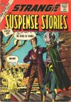 Cover For Strange Suspense Stories 58