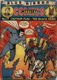 Large Thumbnail For Blue Ribbon Comics #17