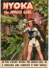 Cover For Nyoka the Jungle Girl 2