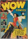 Cover For Wow Comics 10