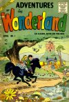 Cover For Adventures in Wonderland 1