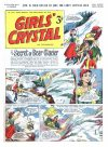 Cover For Girls' Crystal 1059