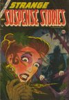 Cover For Strange Suspense Stories 18