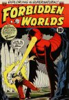 Cover For Forbidden Worlds 34