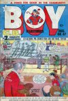 Cover For Boy Comics 47