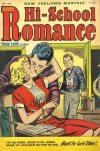 Cover For Hi School Romance 32