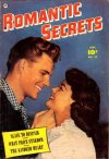 Cover For Romantic Secrets 22