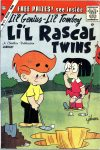 Cover For Li'l Rascal Twins 18
