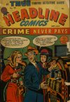 Cover For Headline Comics 26
