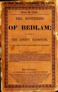 Large Thumbnail For The Mysteries of Bedlam