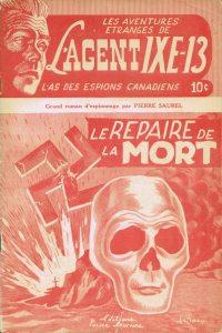 Large Thumbnail For L'Agent IXE-13 v1 001 - Le repaire de la mort