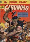 Cover For Geronimo 4 Savage Raids Of Chief