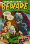 Cover For Beware 7