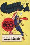 Cover For Captain Marvel Jr. 12