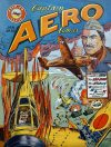 Cover For Captain Aero Comics 10