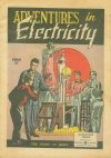 Cover For Adventures in Electricity 6