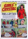 Cover For Girls' Crystal 955