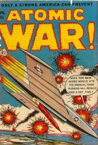 Large Thumbnail For Atomic War! #4
