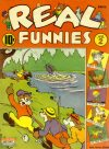 Cover For Real Funnies 2