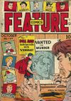 Cover For Feature Comics 127