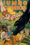 Cover For Jumbo Comics 87