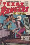 Cover For Texas Rangers in Action 7