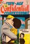 Cover For Teen Age Confidential Confessions 9