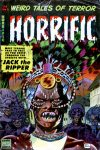 Cover For Horrific 6