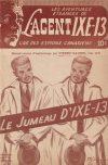 Cover For L'Agent IXE 13 v2 117 Le jumeau d'IXE 13