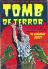 Cover For Tomb of Terror 2