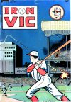 Cover For Comics Revue 3 Iron Vic