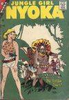Cover For Nyoka the Jungle Girl 22