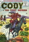 Cover For Cody Of The Pony Express 8