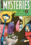 Cover For Mysteries Weird and Strange 11