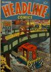 Cover For Headline Comics 62