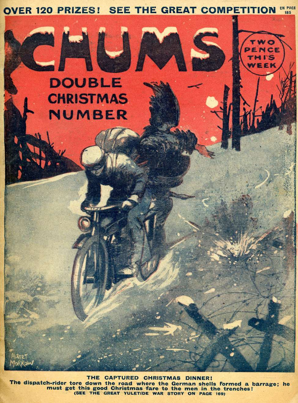 Comic Book Cover For Chums v025 1265