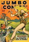 Cover For Jumbo Comics 109