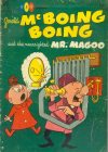 Cover For Gerald McBoing Boing and the Nearsighted Mr. Magoo 1