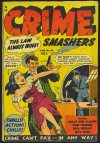 Cover For Crime Smashers 14