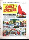 Cover For Girls' Crystal 1043