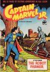 Cover For Captain Marvel Jr. 87