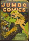 Cover For Jumbo Comics 52
