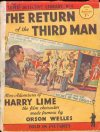 Cover For Super Detective Library 4 The Return of The Third Man