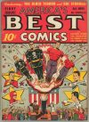 Cover For America's Best Comics 1 (paper/4fiche)