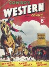 Cover For Cowboy Western Comics 3