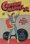 Cover For Captain Marvel Jr. 71